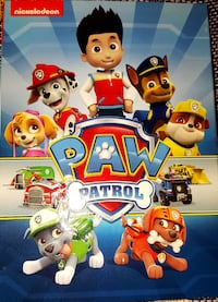 PRICE FIRM LIKE NEW 3 Paw Patrol DVD'S   Midland