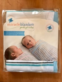 Miracle Blanket Baby Swaddle Concord, 28025