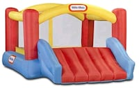 Bounce house and inflatables rental Mississauga
