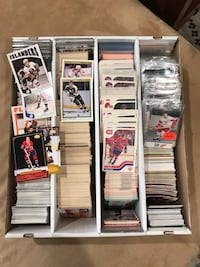 Huge lot of hockey cards-Opc, Upper Deck, Vachon and more Montréal, H1R 3Z5