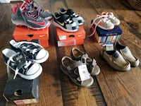 Kid's shoes - ALL New!