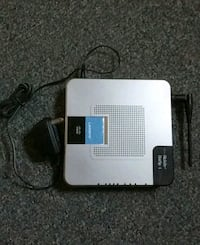 Linksys Wi-Fi Router 4 ports.