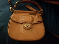 brown leather Coach hobo bag Maryville, 37804