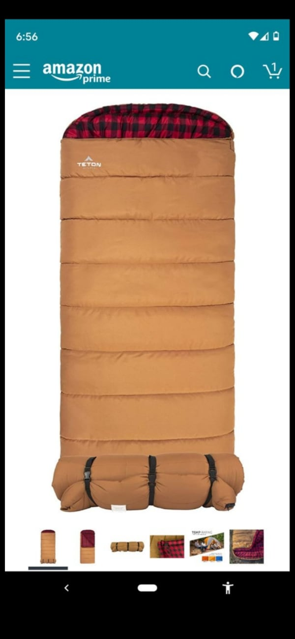 Sleeping bag 9fb4a2da-628e-414d-a19b-b86733de334c