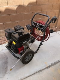 Industrial Duty Gas Pressure Washer Las Vegas, 89117