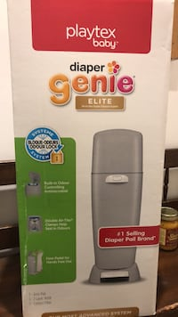 Diaper Genie Elite NEW Vancouver, V6A 1G3