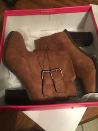 Branlee Boots color Cognac size 10 Baltimore, 21207