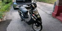 Black scooter for sale works good Peterborough, K9J 6X8