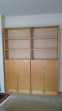 Billy / Oxberg Ikea Bookcases. Alexandria, 22314