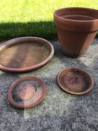 Ceramic Pots and Bases Westmont, 60559