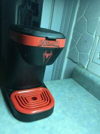 Spider man one cup coffee maker St. Thomas, N5R 1Y8