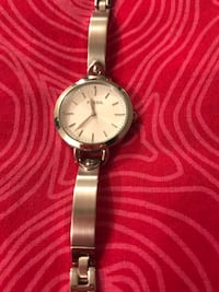 Silver Slim Women's watch Fossil Toronto, M3C 1S6