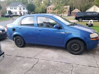 Chevrolet - Aveo - 2004 Chesapeake
