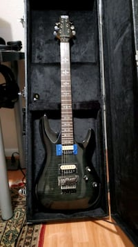 Schecter demon 6 Floyd Rose
