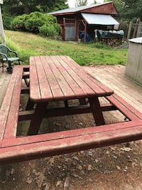 Picnic table (extra large) Melrose, 12121