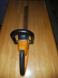 "22"" Worx 18V Battery Cordless Hedge Trimmer Brantford, N3S 2C3"
