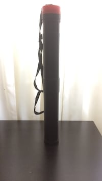 Black drawing tube