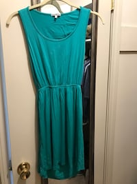 Teal cutout back dress Northport, 35473