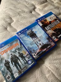PS4 Games 40 km
