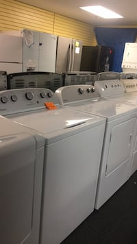 Whirlpool set washer and dryer excellent condition  Windsor Mill, 21133