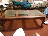 wooden coffee table Chicago, 60640