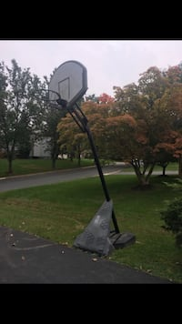 Basketball hoop 36 km