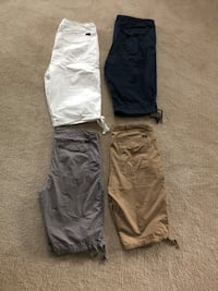 Sean John Shorts Size 40 for $100 or Best Offer for all 4 Pairs! Laurel, 20707