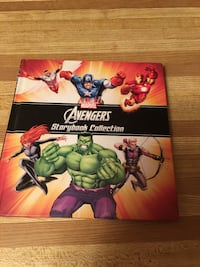Book the Avengers