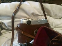 brown and black leather crossbody bag 1189 mi