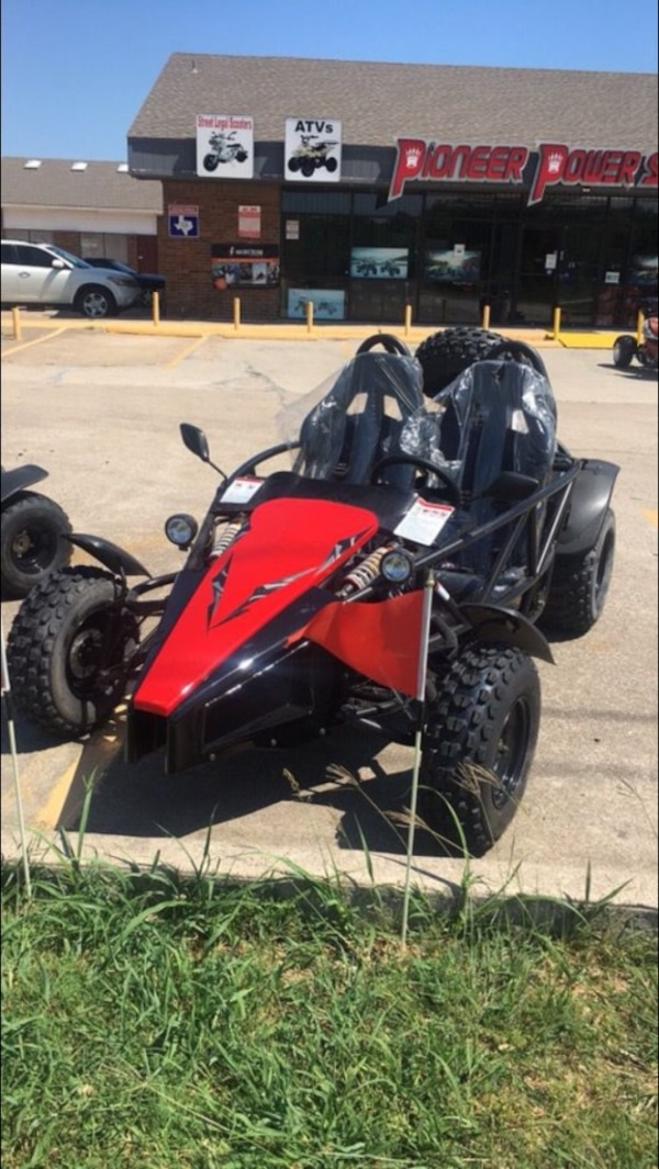 Used 150cc Arrow Go Kart For In Grand Prairie