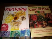 CRAFT BOOKS: Paper Crafts and Bow Making South Bend, 46637