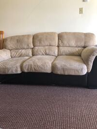 3 seater sofa.  Windsor, N9B 3S7