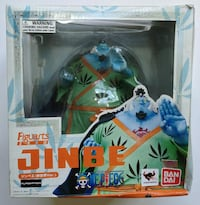 Action figure jinbe 6938 km