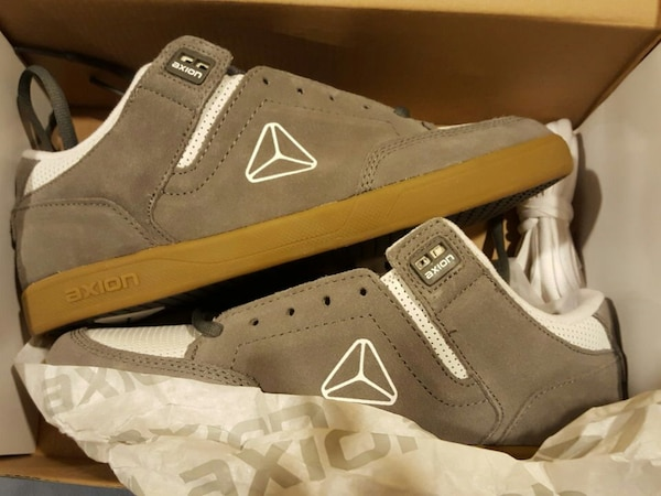 782457472fc9 Used Axion skate shoes brand new size 10.5 for sale in Easton - letgo