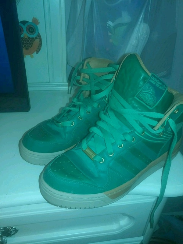 afb36548d2610 Adidas Collectable Jabba The Hut high tops