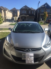 Hyundai - Elantra 2016 very clean in side and outside and low KM  New Tecumseth