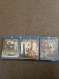 Lord if The Rings Trilogy Henderson, 89052