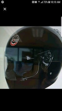 Motorcycle helmet Dale City