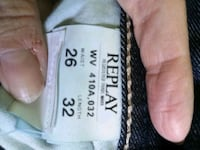 Boys replay jeans and 2 long sleeve shirts Riverview, E1B 3L4