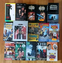 Films vhs movies