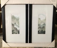 Set of Abstract Wall Pictures Brand New Hamilton, L8V 2R2
