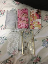 several phone cases Kitchener, N2M 2G9