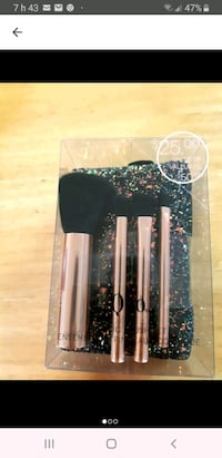**New Brand ** set of cosmic brushes with a little