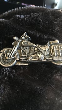 Motorcycle collectors knife
