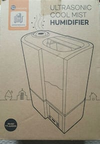 Ultrasonic Cool Mist Humidifier box Belleville, K8N 1K8