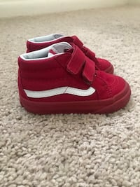 Vans Toddler Shoes Size 5.5 Rockville, 20850