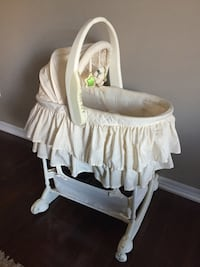 The First Years - Carry-Me-Near 5-in-1 Baby Bassinet Hamilton, L8E 5W5