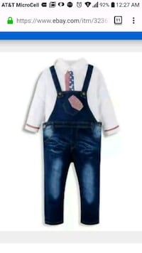 TnykerBoy Outfits, Toddler Kids Children Clothes S