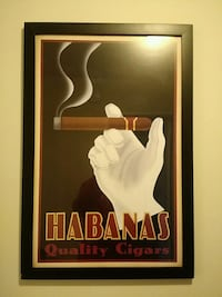 Cigar art Alexandria, 22304