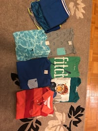 Shorts and T-shirts for 10-12 years old, used Toronto, M4T 1K2